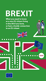 What you need to know as a non-EU citizen living in the UK if you have, or had, a family connection to an EU citizen